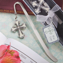 Cross Themed Book Marker